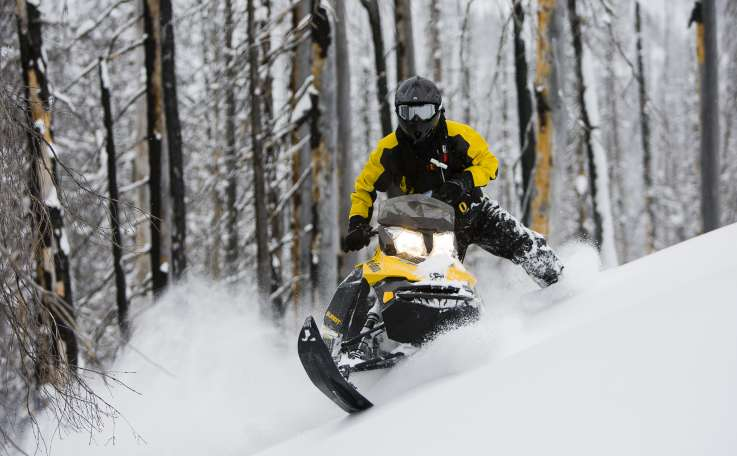 Snowmobile photo albums