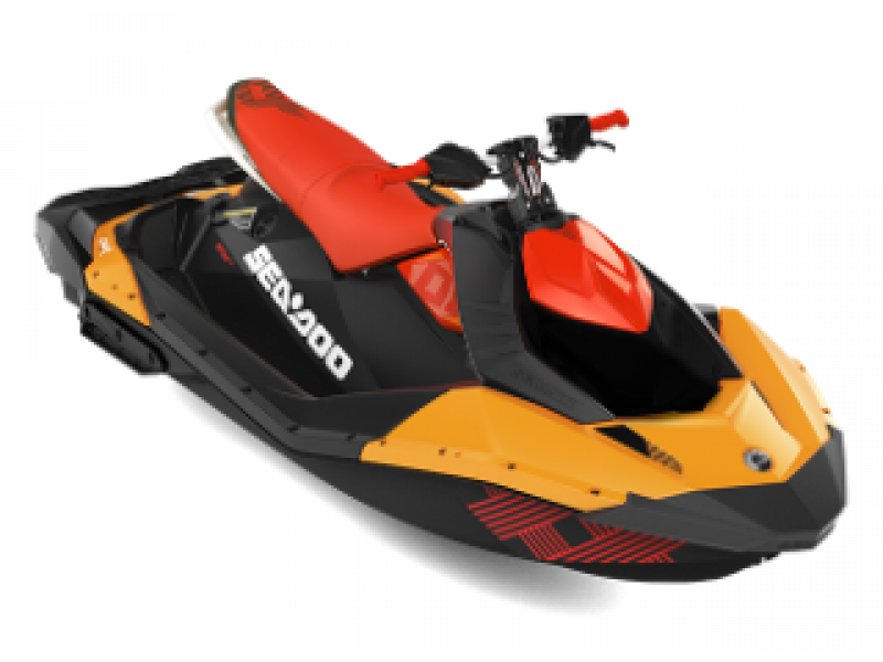 Seadoo Spark trixx 3 places