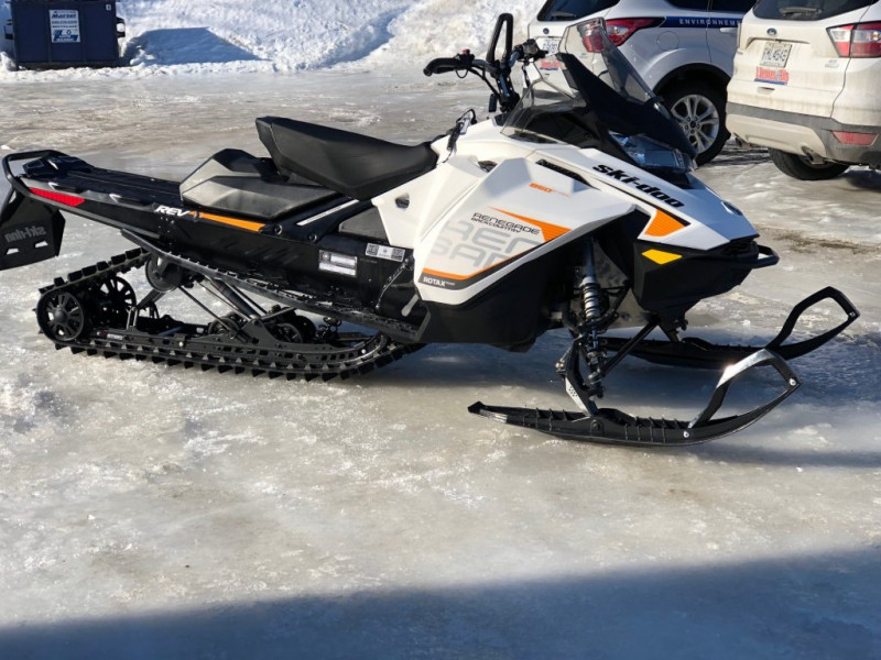 Back Country 850 2018 a vendre 8995$