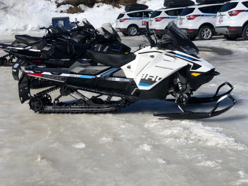 Ski Doo Back country 600R etec 2019 a vendre 10395$