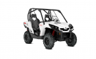 Cote a cote Can Am  Commander 800cc