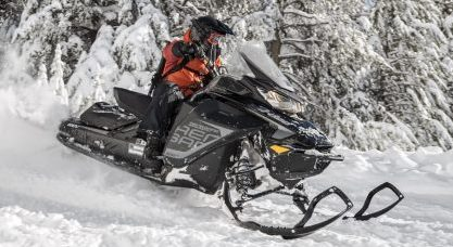 Location de Snowmobiles